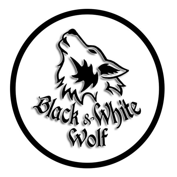 BlackandWhite Wolf store