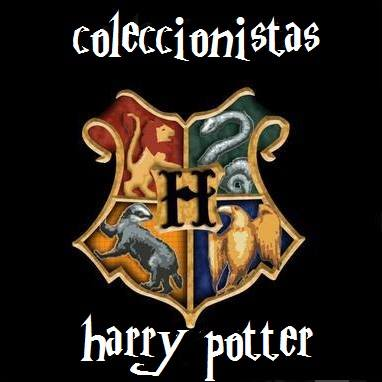COLECCIONISTAS HARRY POTTER