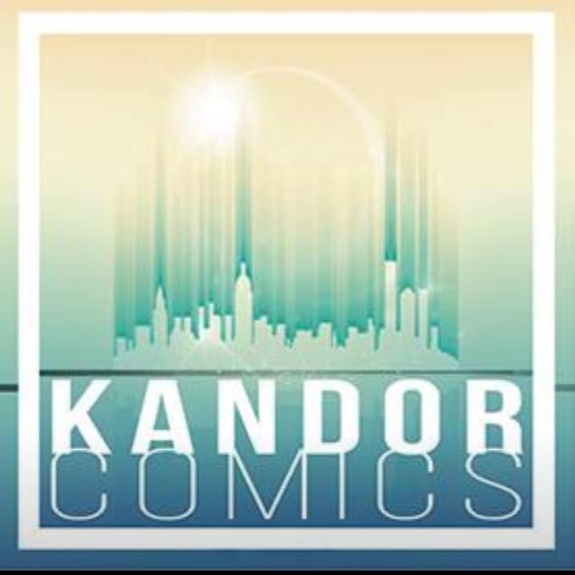 Kandor Comics y Manga