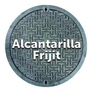 Alcantarilla Frijit