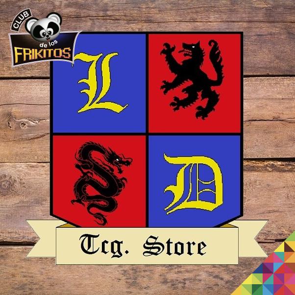 TCG. Store- Lobo y Dragon