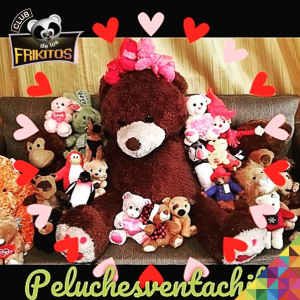 Peluches Venta Chile