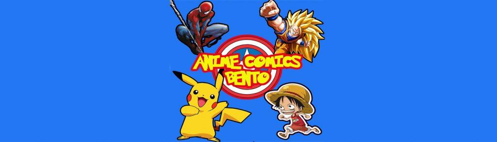 Anime y Cómics Bento
