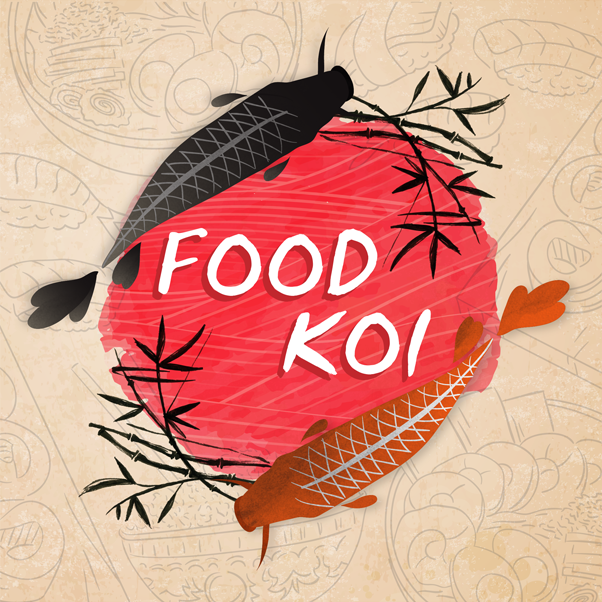 FOOD KOI