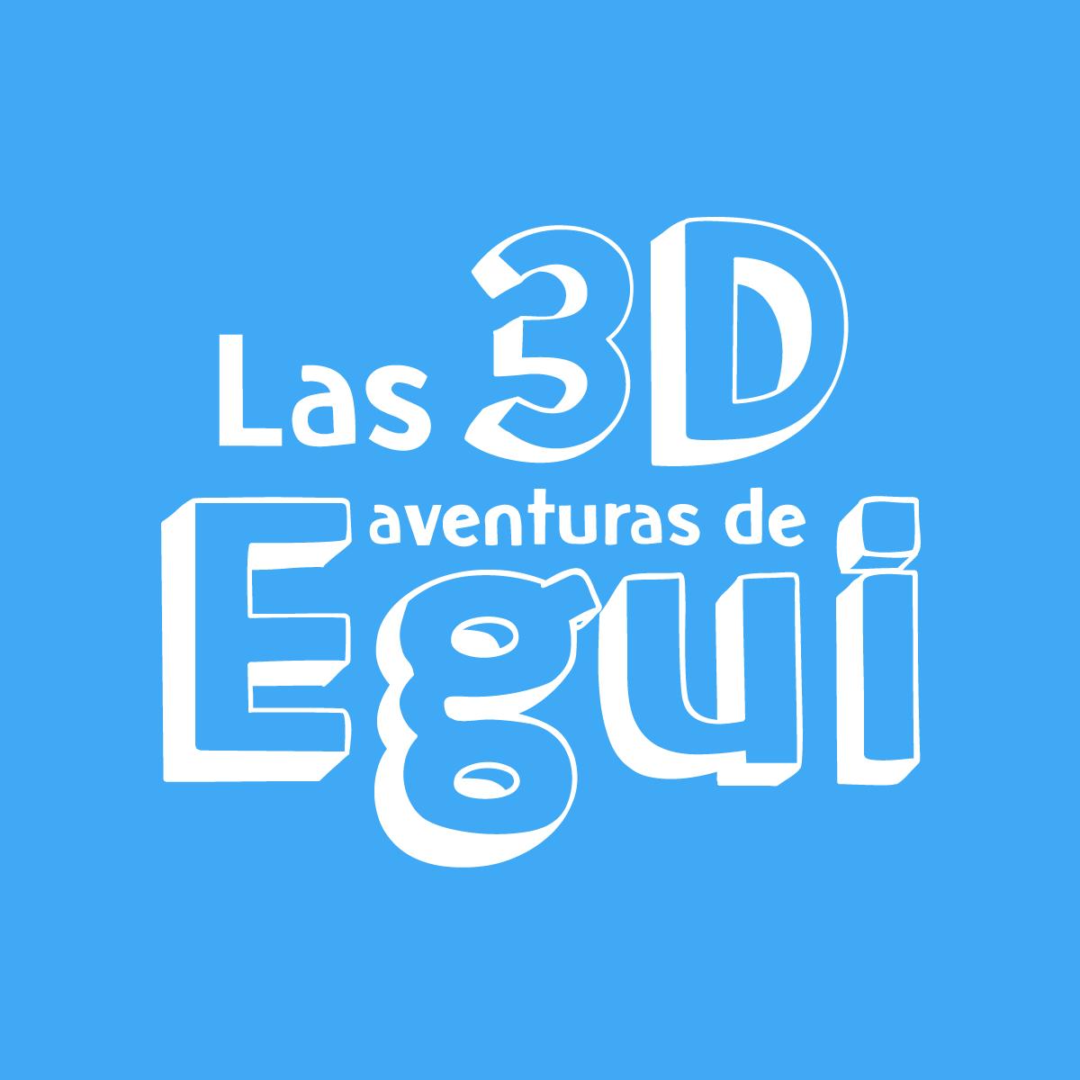 Las 3D Aventuras de Egui