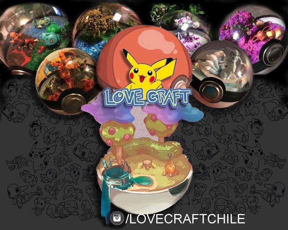 Love Craft Chile