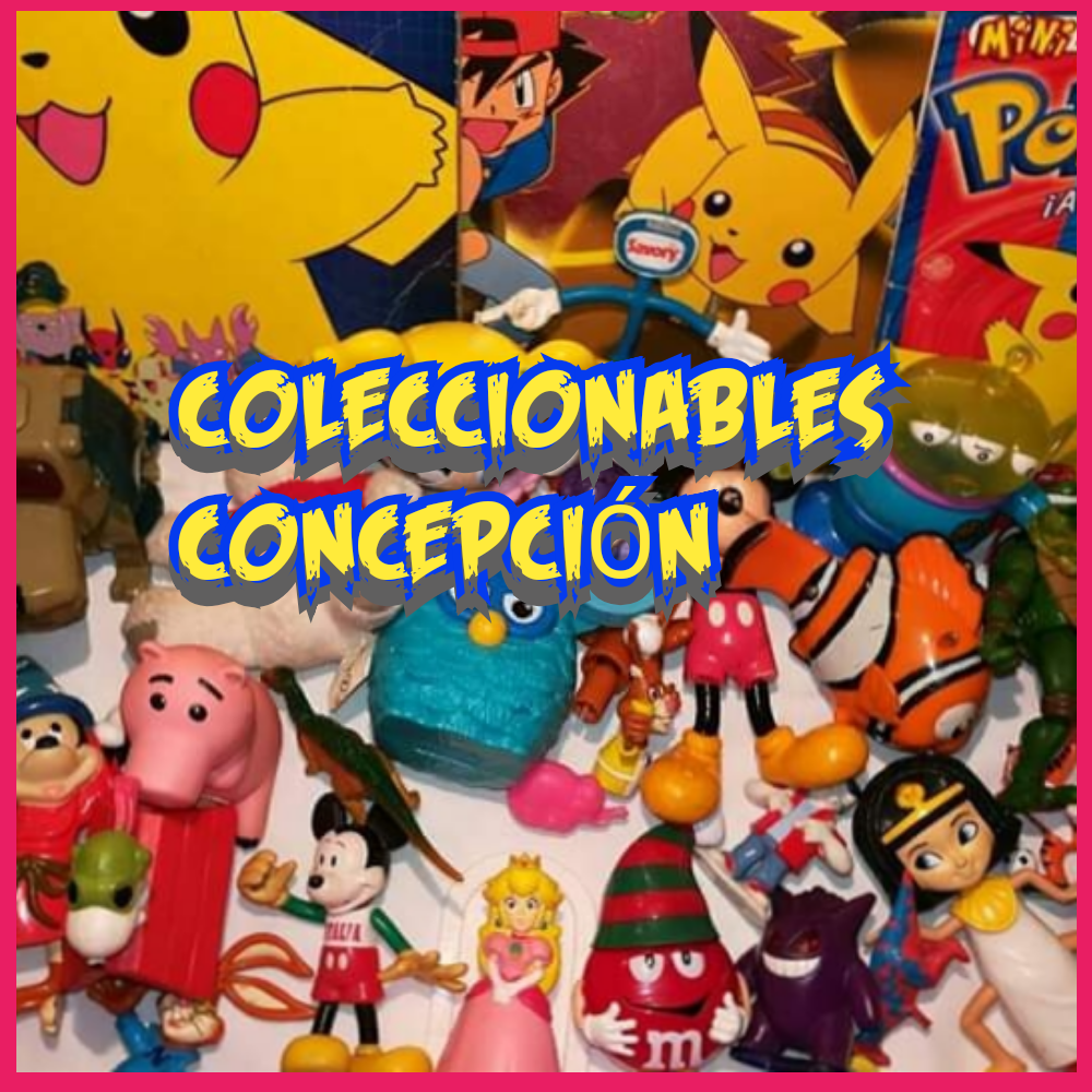 COLECCIONABLES CONCEPCIÓN