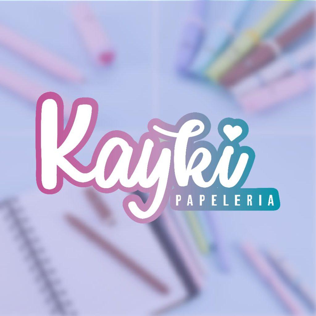 Kayki Papelería