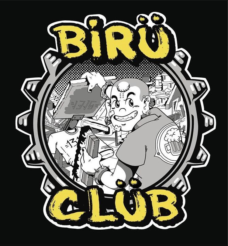 BirüClüb Serigrafía
