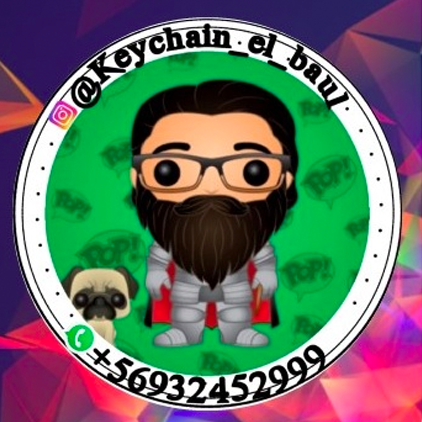 Keychain El Baúl